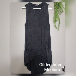 Gilded Intent-Buckle
